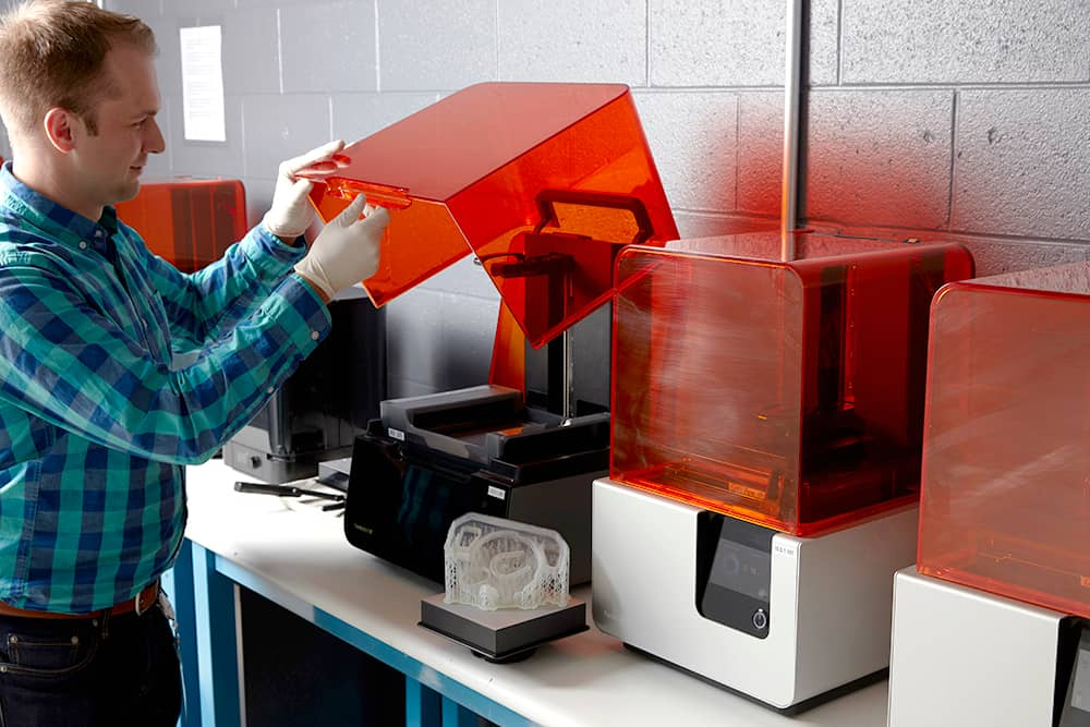 LEARN MORE ABOUT FORMLABS 3D PRINTERS